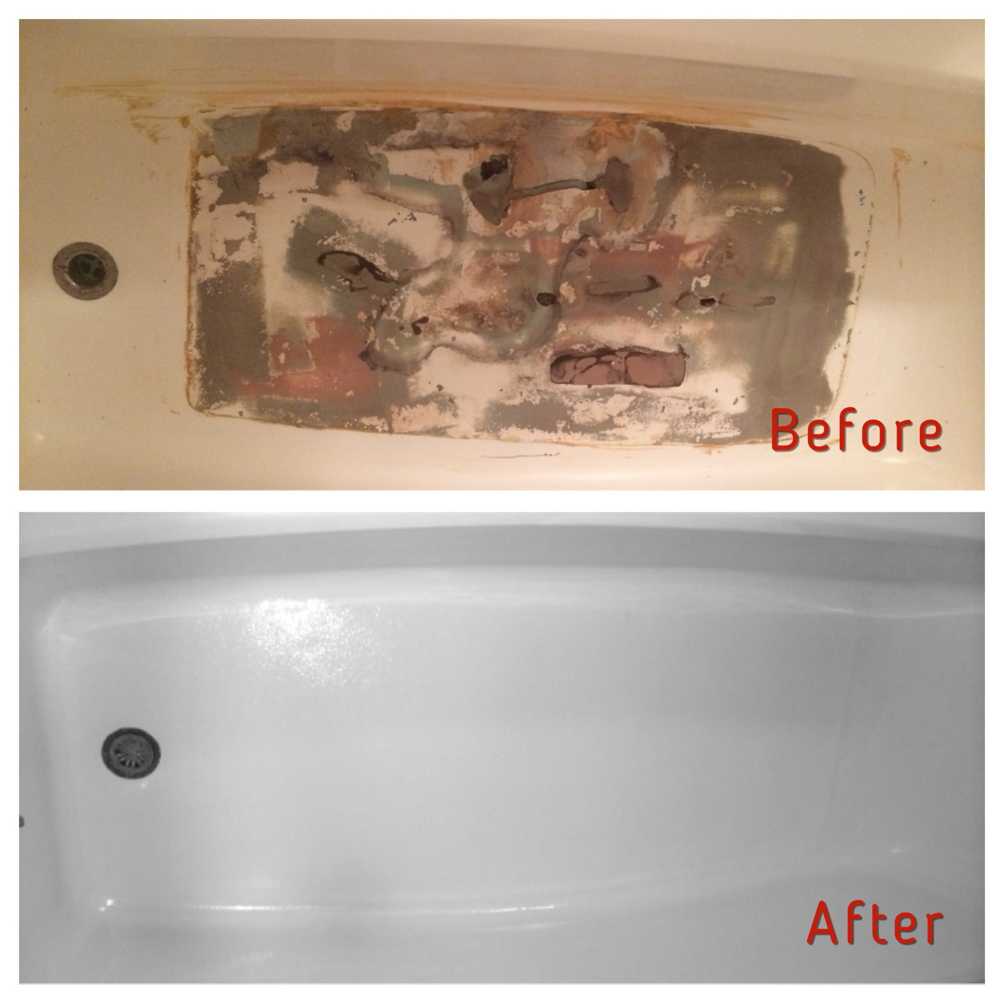 Bathtub And Ceramic Tile All Surface Renew